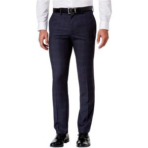 Kenneth Cole Reaction Men's Slim-Fit Stretch Windo
